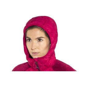 Columbia Techy - Chaqueta Mujer - rojo